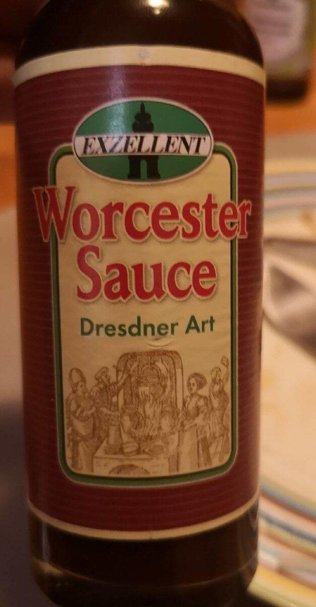 Exzellent Worcester Sauce - Product - de