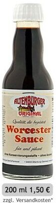 worcestersauce - Product