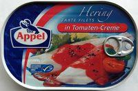 Zarte Heringsfilets in Tomaten-Creme - Prodotto - de