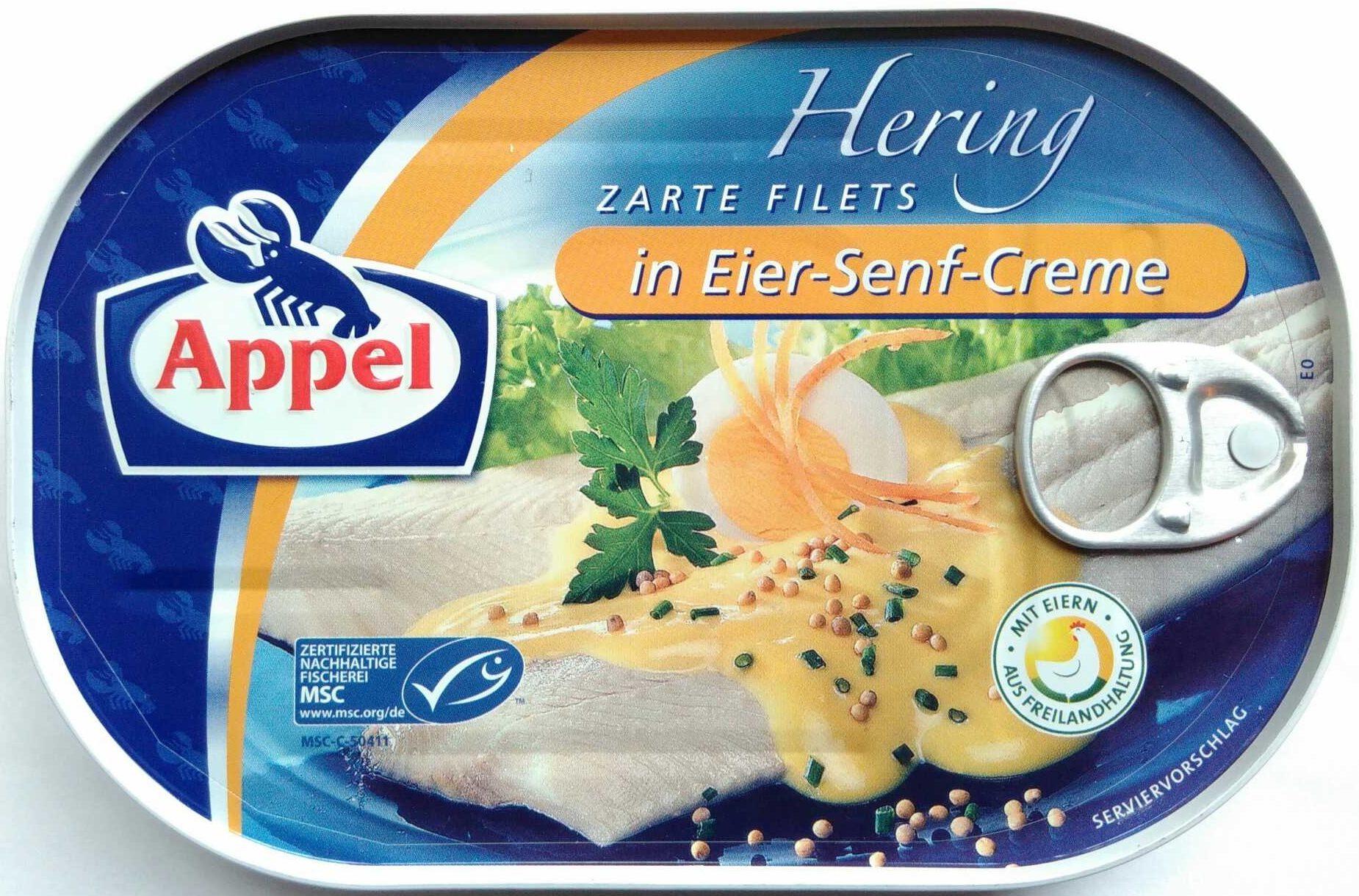 Hering in Eier-Senf-Creme - Product - de