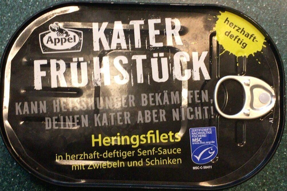 Katerfrühstück - Produkt - de