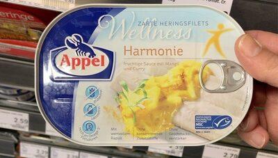 Harmonie Heringsfilets - Produit - de