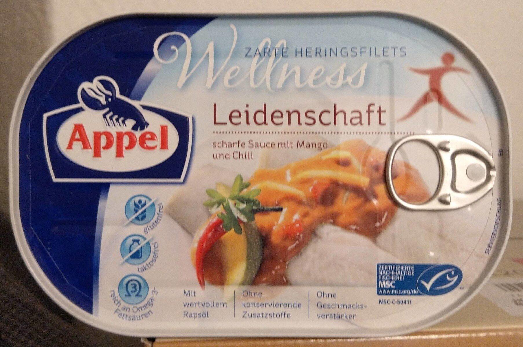 Wellness Leidenschaft zarte Heringsfilets - Produkt - de