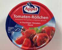 Tomaten-Röllchen - Prodotto - en