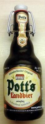 Pott's Landbier - Produkt
