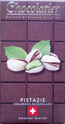 Pistazie Vollmilch Schokolade - Product - de