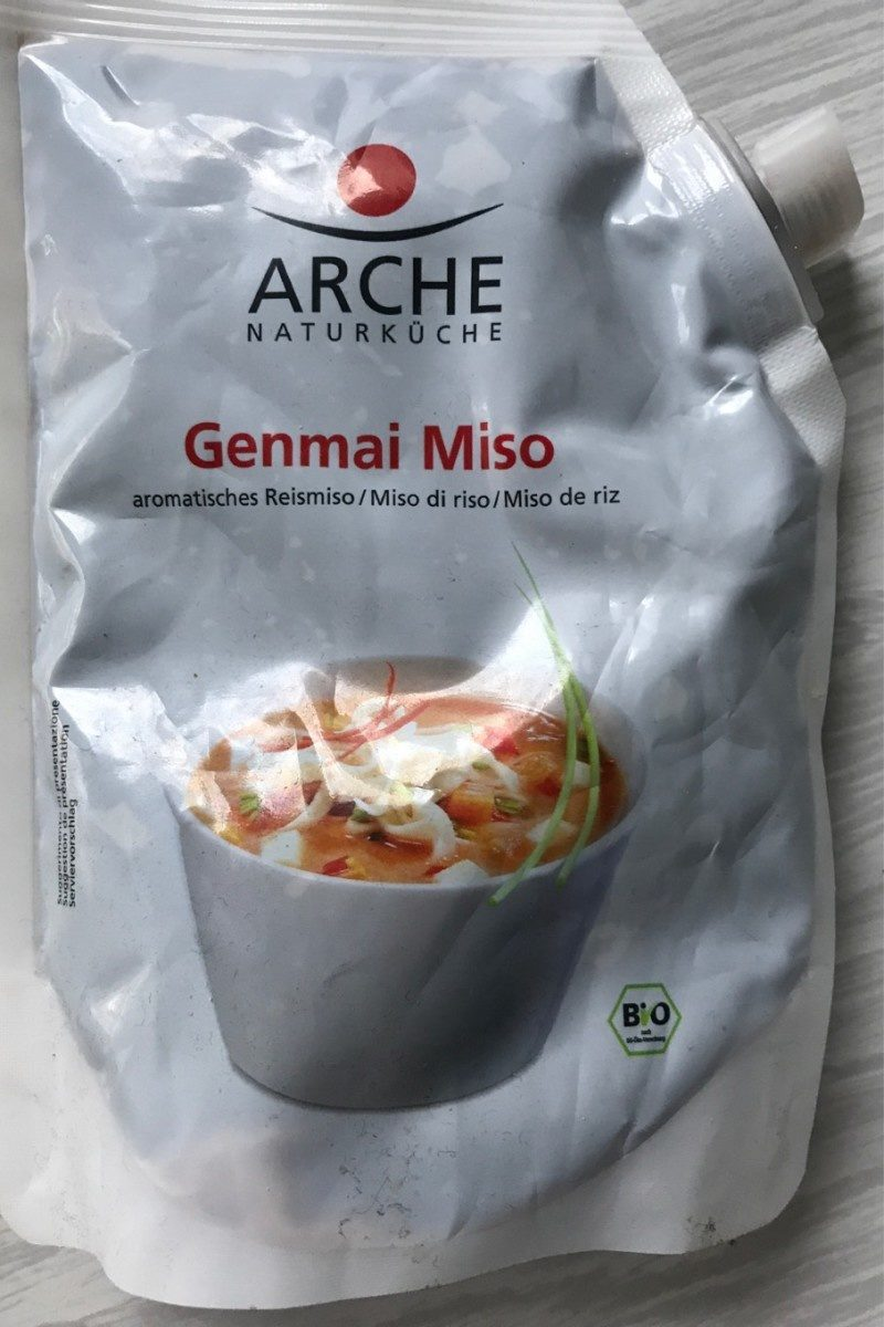 Miso de riz - Produit - fr
