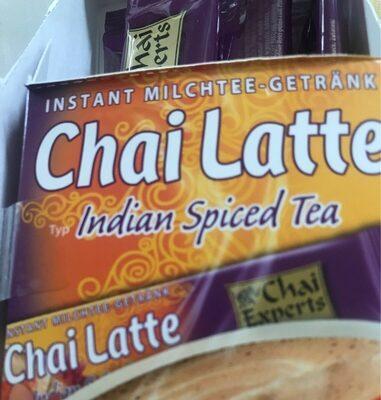 Chai Latte - Produit - fr