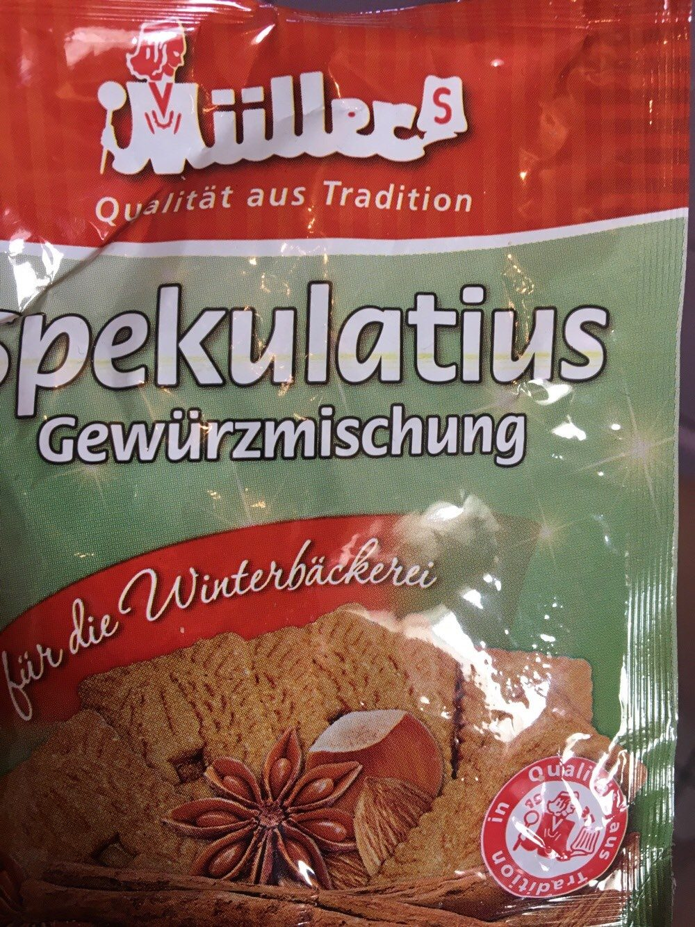 Spekulatius Gewürzmischung - Produit