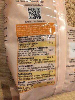 Krunchy Pur Amarante - Ingredients