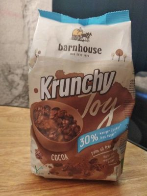 Krunchy joy cocoa - Product - es