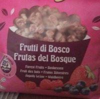 Krunchy Sun - Frutti Di Bosco - Producto