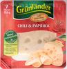 Grünländer Chili & Paprika - Produit