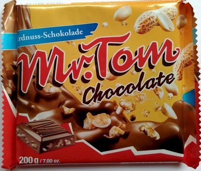 Mr. Tom Chocolate - Produkt