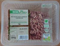 Bio Hackfleisch gemischt zum Braten - Product - de