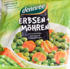 Erbsen + Möhren - Produkt