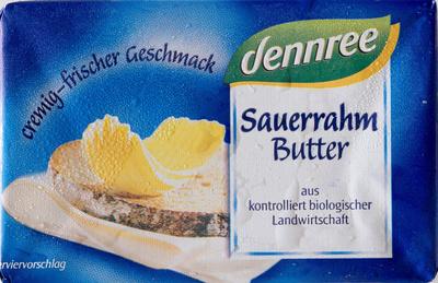 Sauerrahm Butter - Produit - de