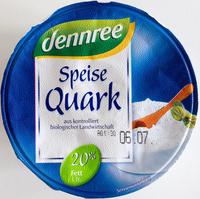 Speise Quark 20% Fett - Product - de