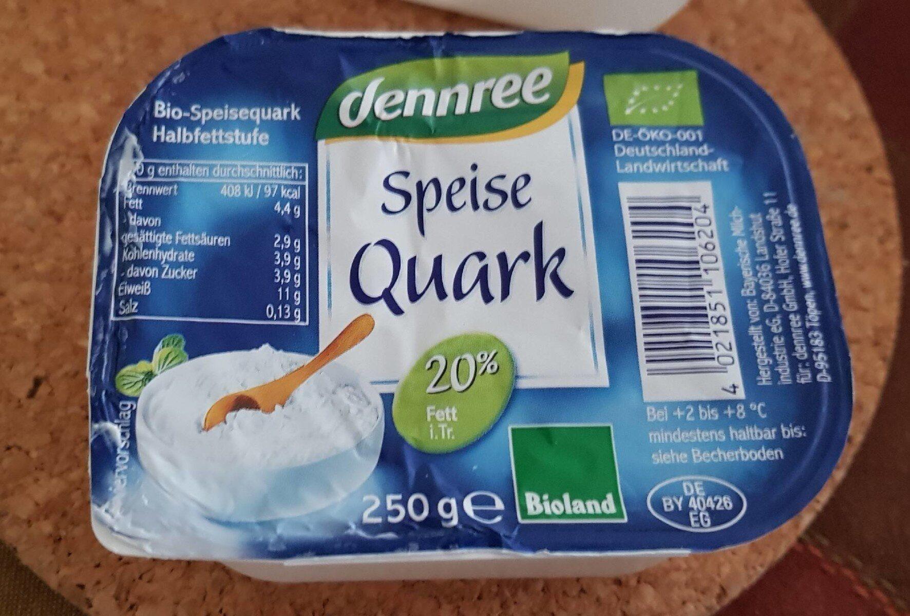 Speise Quark - Product - de