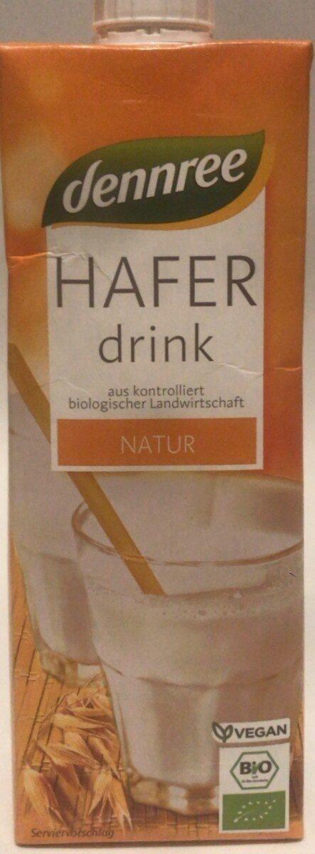 Hafer Drink - Produkt - de