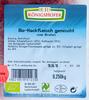 Bio-Hackfleisch gemischt - Produit