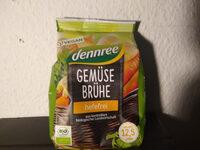Gemüse Brühe hefefrei - Produit