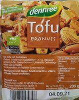 Tofu Erdnuss - Produkt - de