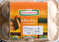 6 Bio-Eier - Product - de