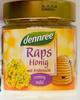 Raps Honig mit Frühtracht - Produkt