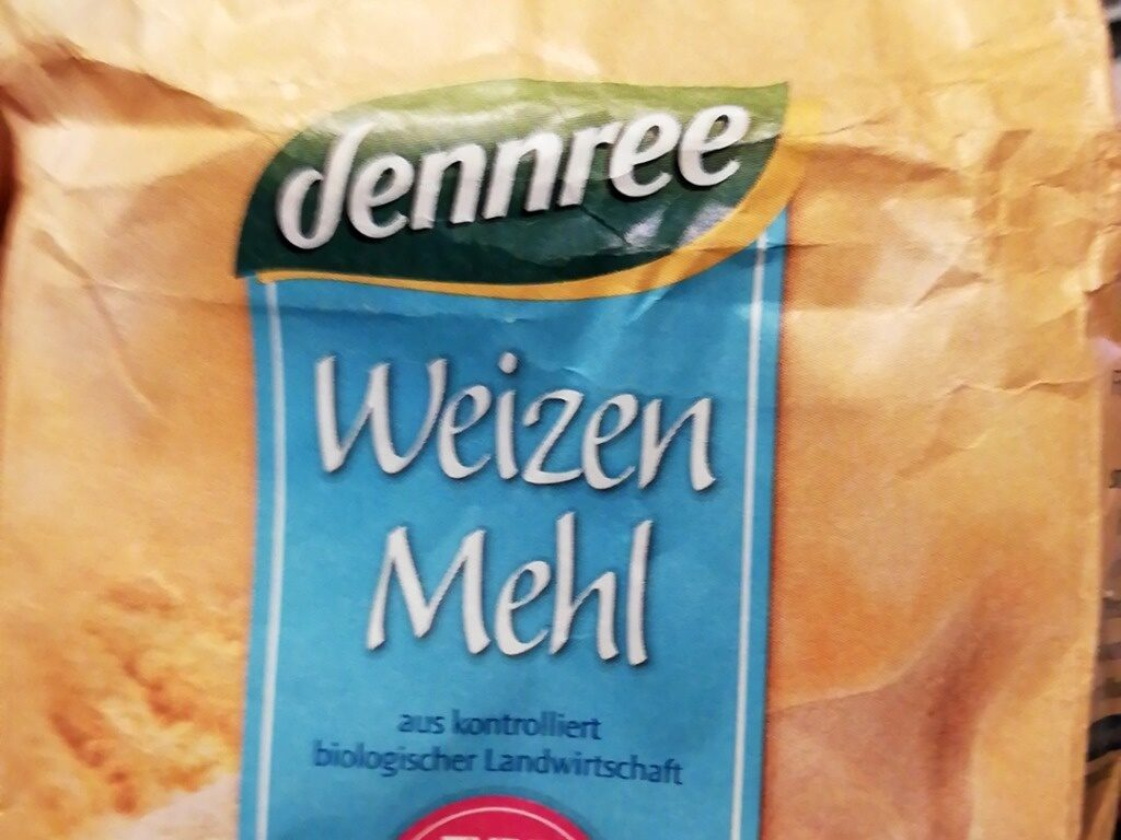 Weizenmehl 550 - Produkt - de