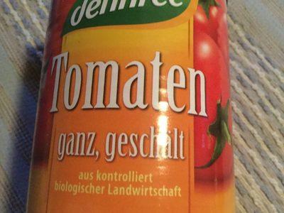 Tomaten ganz geschält - Produkt