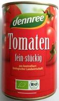 Tomaten fein-stückig - Produit