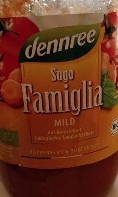 Sugo Famiglia Mild - Produit