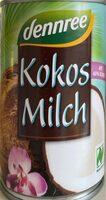 Kokosmilch - Produkt - en