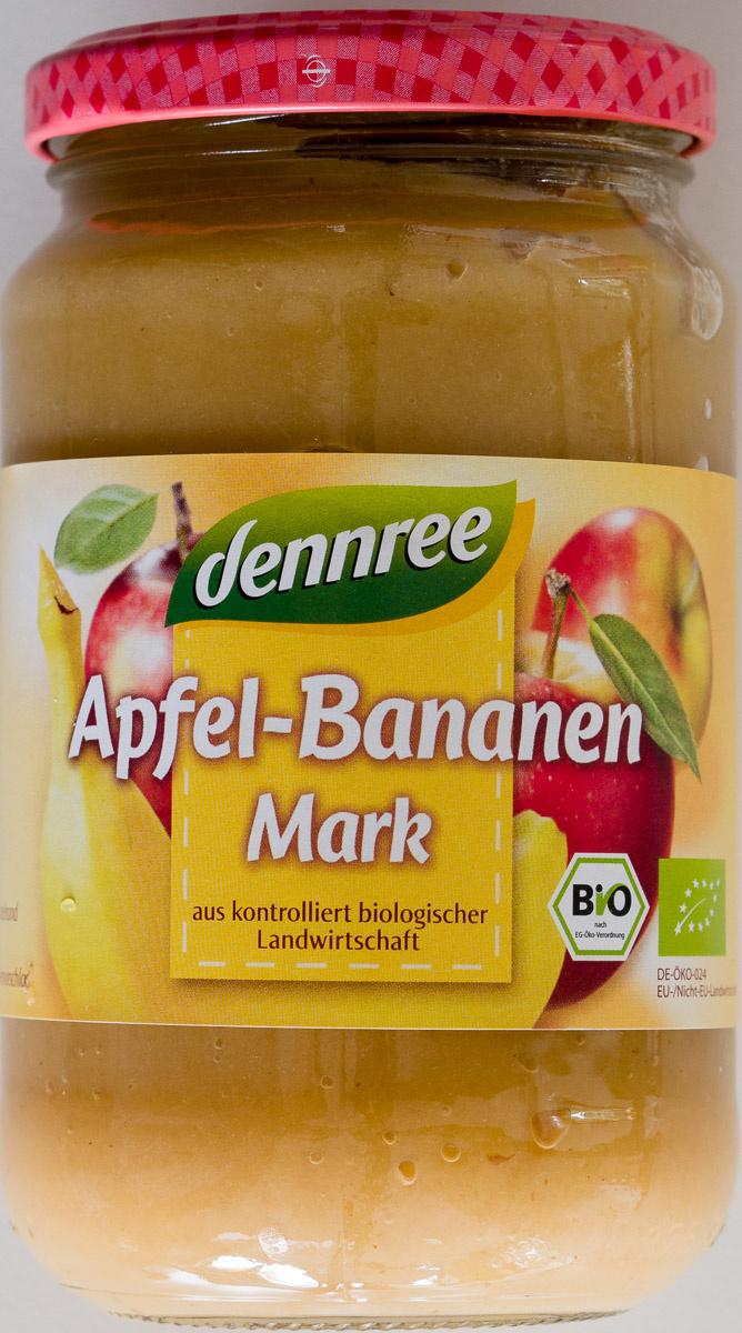 Bio-Apfel-Bananen-Mark - Product