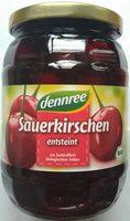 Sauerkirschen entsteint - Product