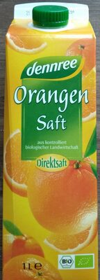 Orangensaft - Product