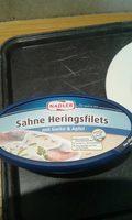 Sahne Heringsfilets - Produit