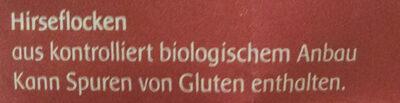 Hirseflocken - Ingredients - de