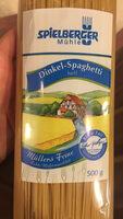 Dinkel-Spaghetti hell - Produit - de