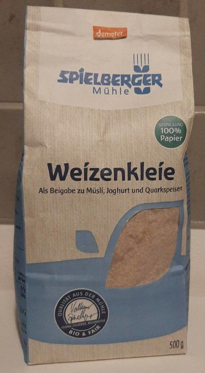 Weizenkleie - Product - de