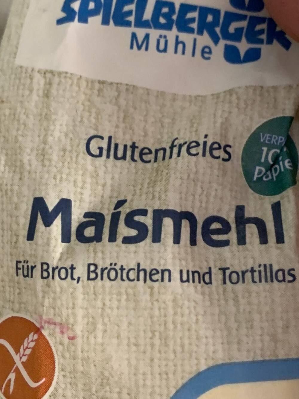 Maismehl - Product - en