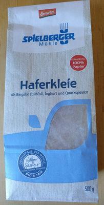 Haferkleie ( Bio ) Spielberger Mühle - Product - de
