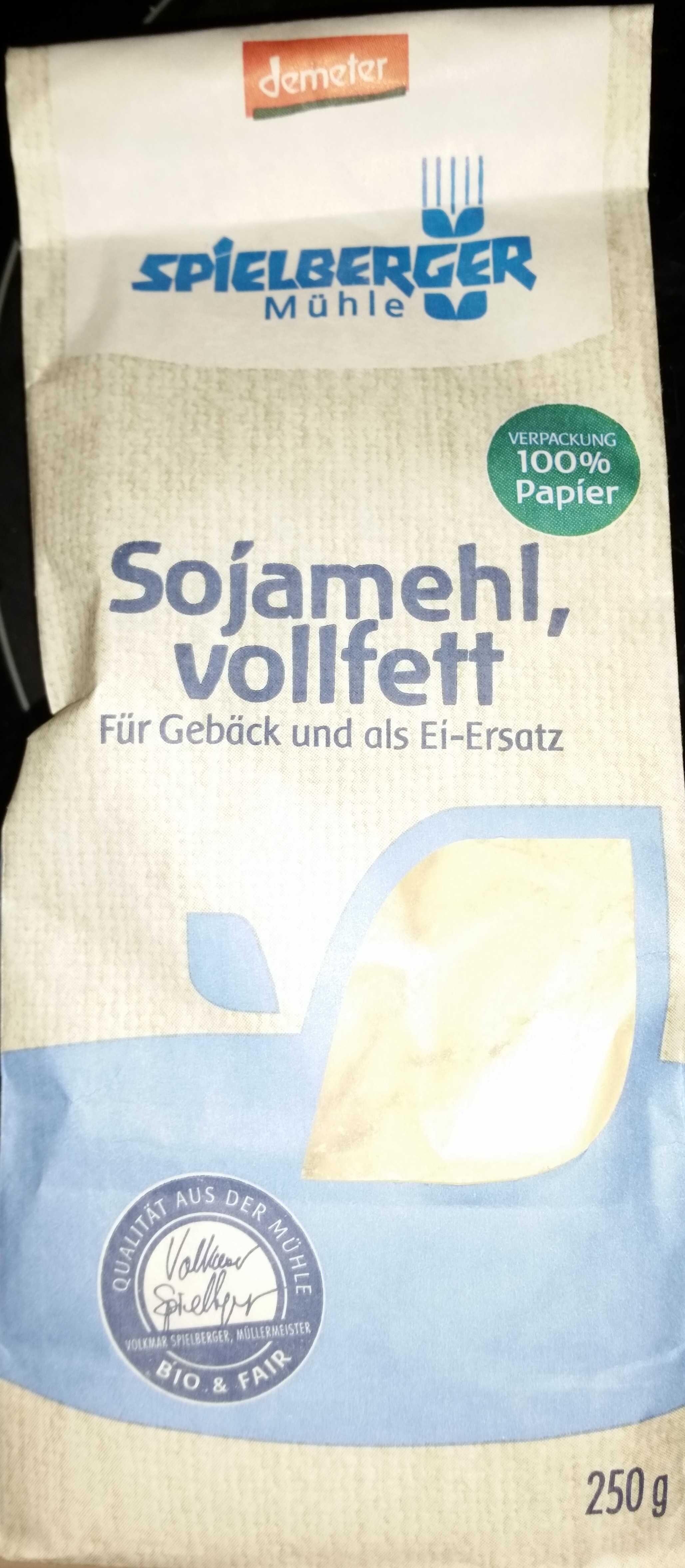 Sojamehl vollfett - Product - en