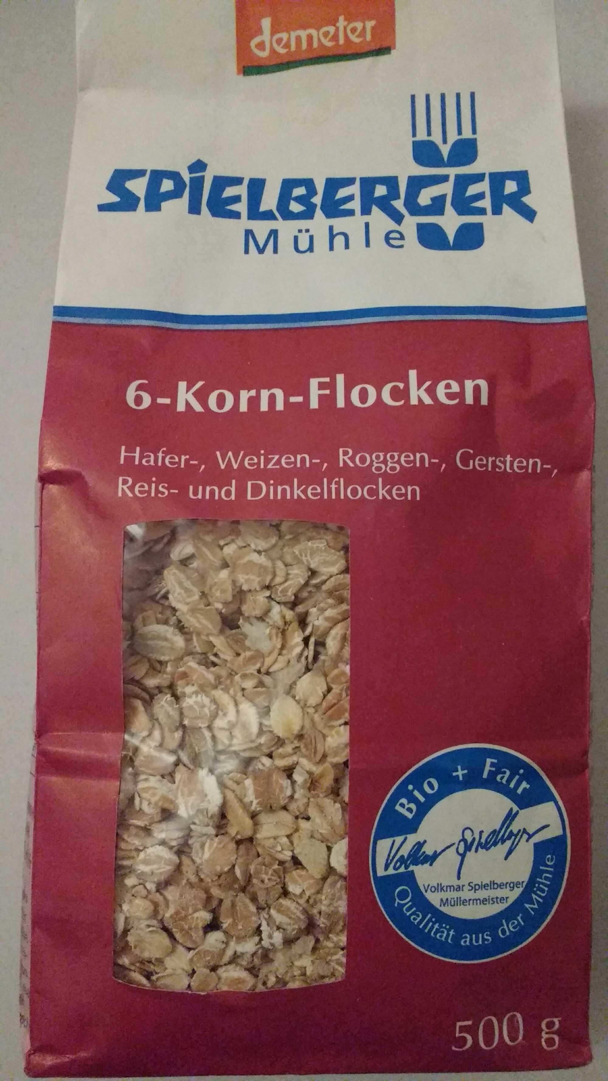 6-Korn-Flocken - Produit - de