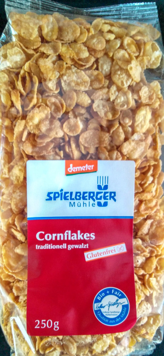 Corn Flakes, Spielberger, Bio - Product - de