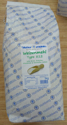 Weizenmehl Type 812 - Product