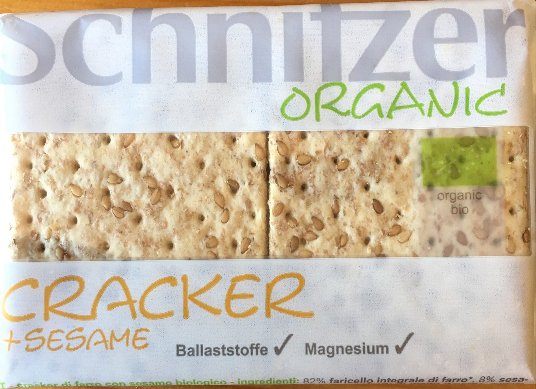 Cracker Epeautre Sesame - Product