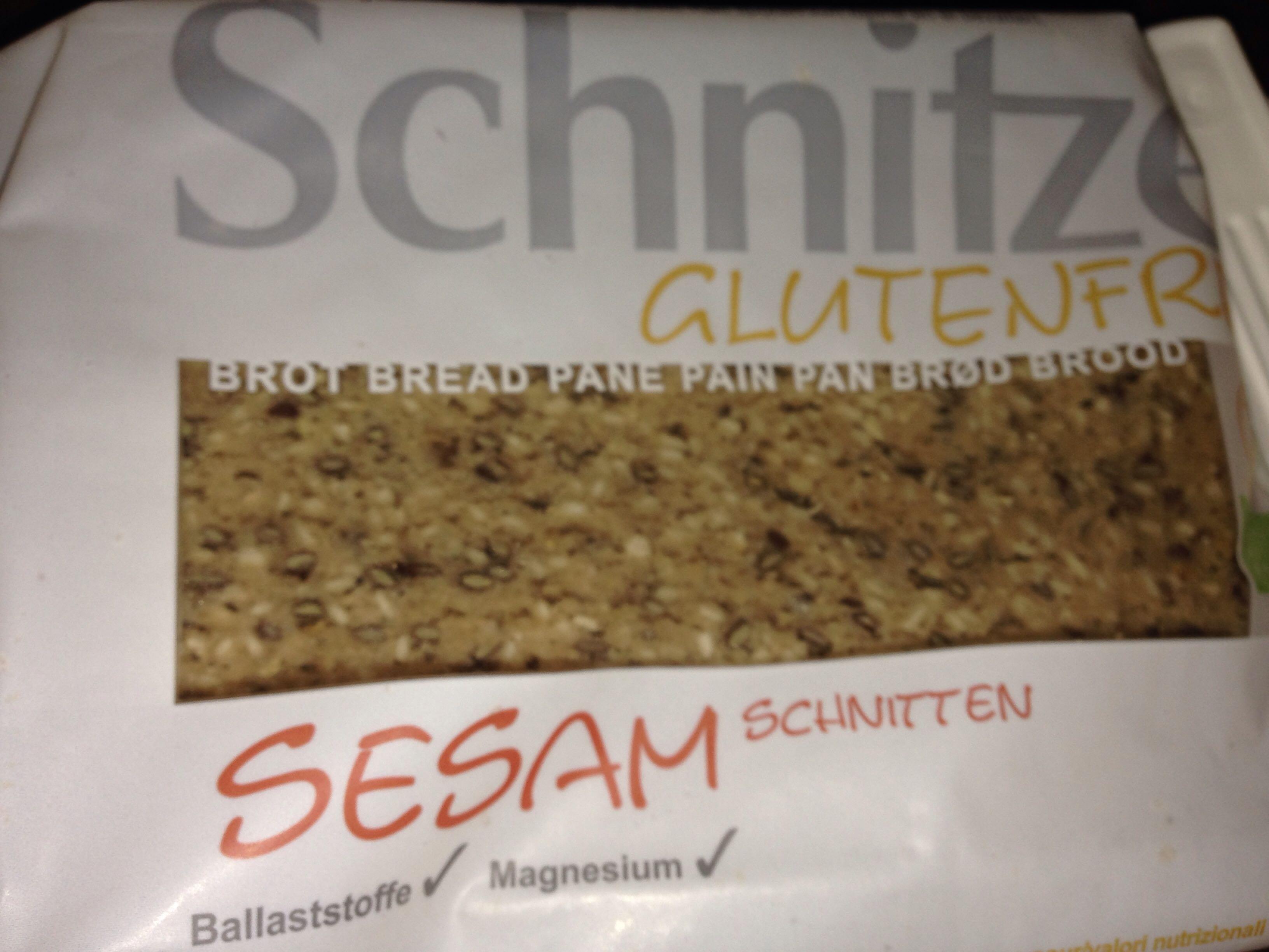 Sesam Schnitten - Producte