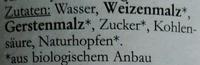 Müller's Malz - Inhaltsstoffe